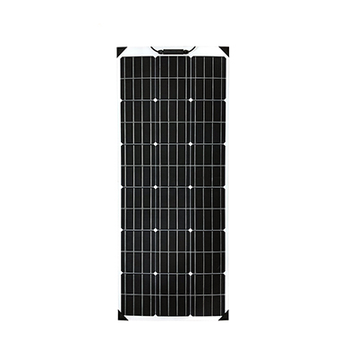 100W 18V Semi Flexible Solar Panel